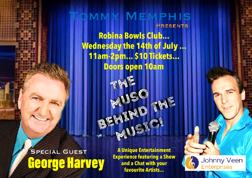 TOMMY MEMPHIS TV POSTER 1407