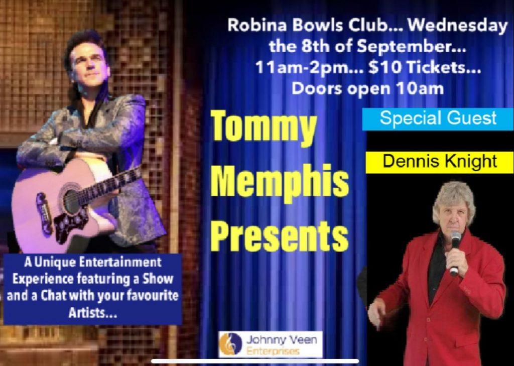 Tommy Memphis sep